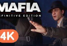 صورة استعراض لمدة 15 دقيقة للعبة Mafia: Definitive Edition