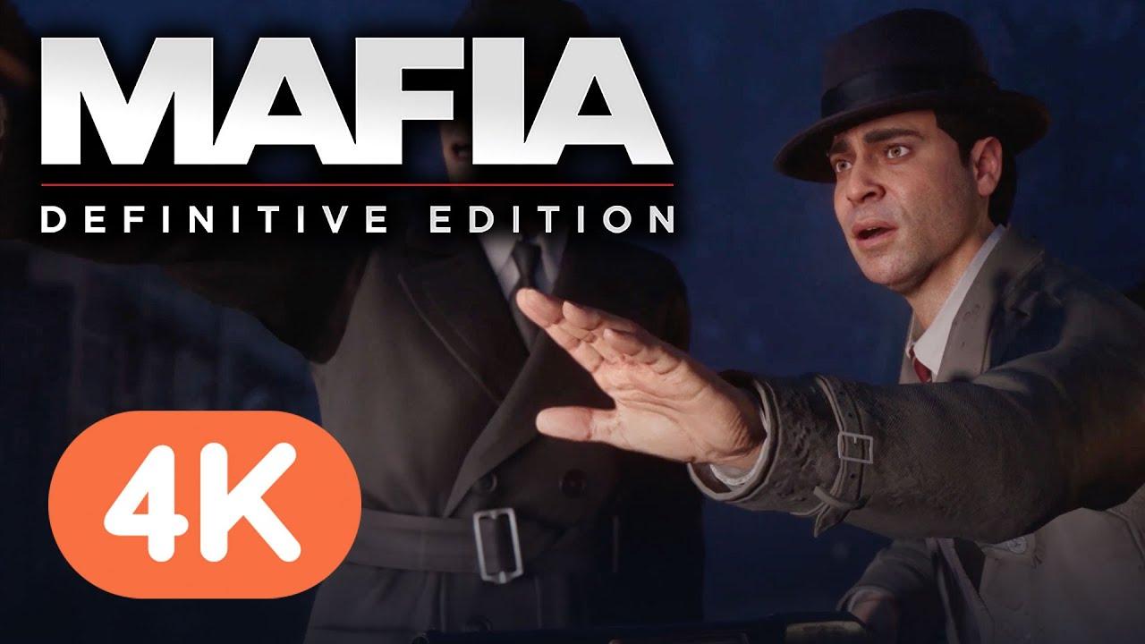 Photo of استعراض لمدة 15 دقيقة للعبة Mafia: Definitive Edition