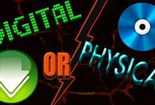 صورة أيهما الأنسب لك؟ أقراص الألعاب الفيزيائية أم نسخ الألعاب الرقمية؟
