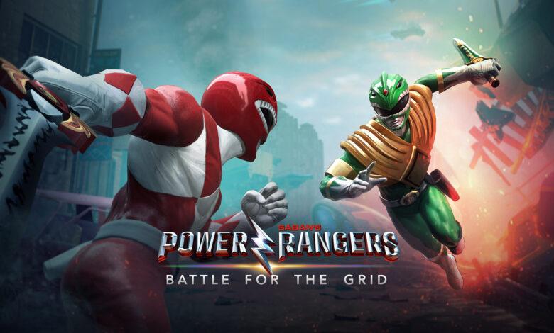 power rangers battle for the grid switch hero