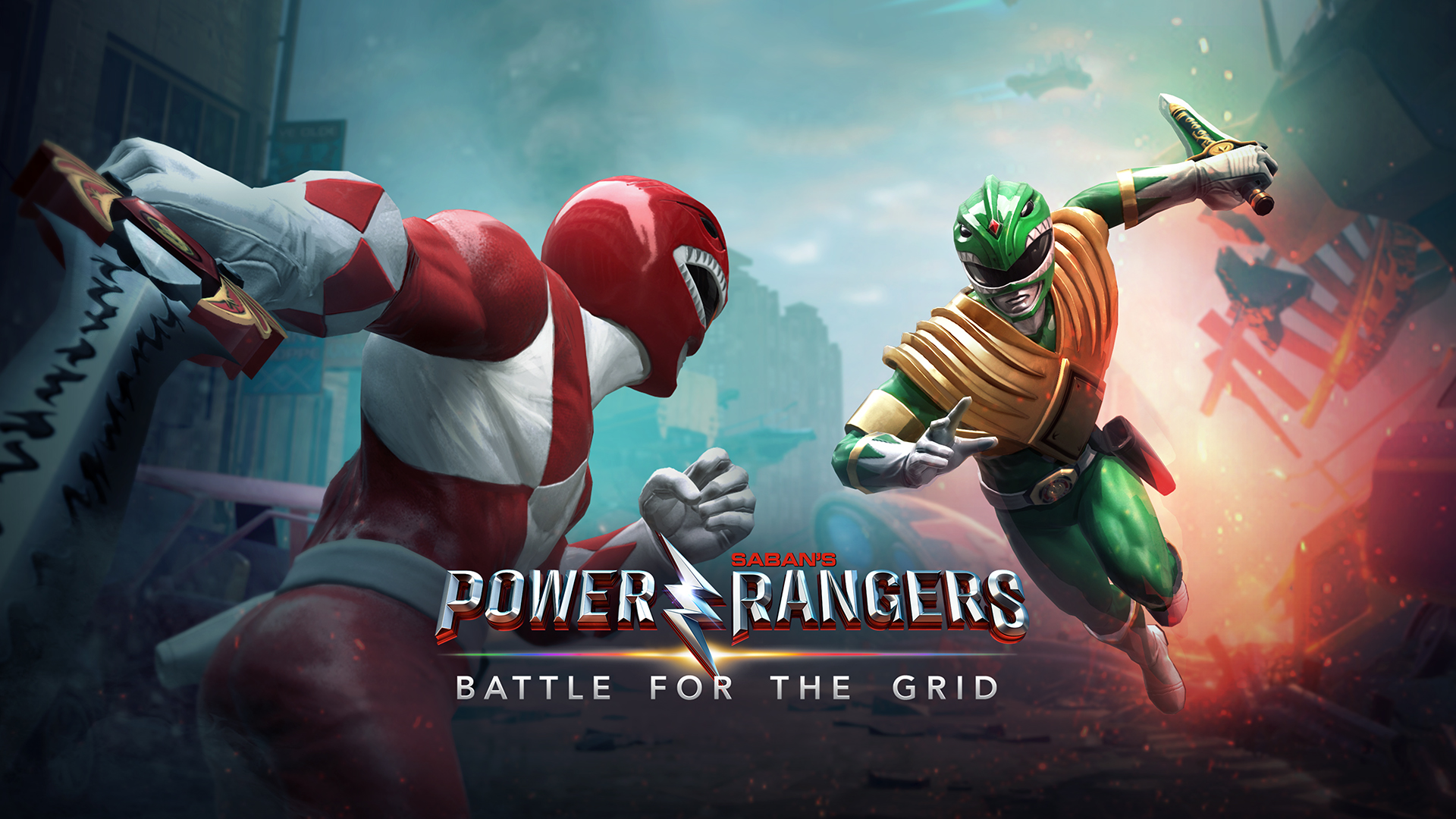 power rangers battle for the grid switch hero