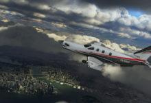 صورة إعلان موعد البيتا المغلقة للعبة Microsoft Flight Simulator
