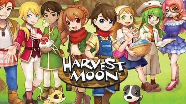 عن غلاف لعبة Harvest Moon Mad Dash النهائي و تحديد تاريخ إطلاقها