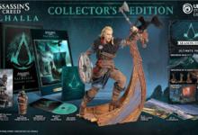 صورة نسخة Collector's Editions من لعبة Assassin's Creed Valhalla على منصة Xbox One لن تحتوي على اسطوانة .
