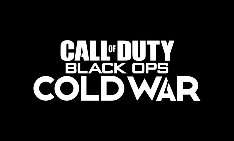 الكشف رسمياً عن Call of Duty Black Ops Cold