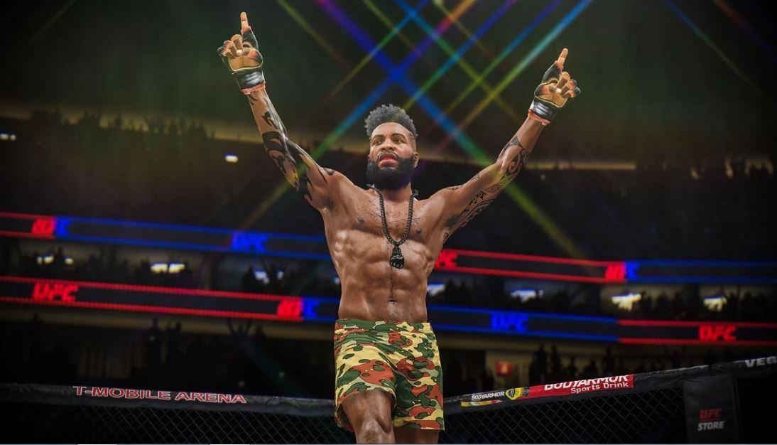 Photo of يمكنك الآن تجربة لعبة UFC 4 بشكل مؤقت من خلال خدمة EA Access .