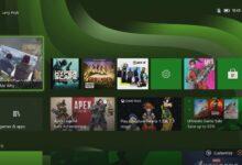 صورة هكذا ستبدوا شكل الخلفية المتحركة بجهاز Xbox One