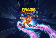 صورة لنشاهد استعراض جديد لأسلوب لعب Crash Bandicoot 4