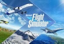 صورة صور جديدة للعبة Flight Simulator