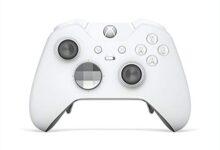صورة القاء نظرة سريعة لوحدة تحكم جهاز Xbox Series X