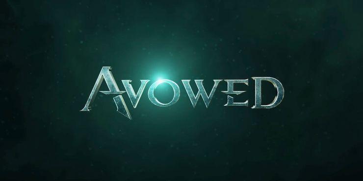 Avowed Obsidian RPG Xbox