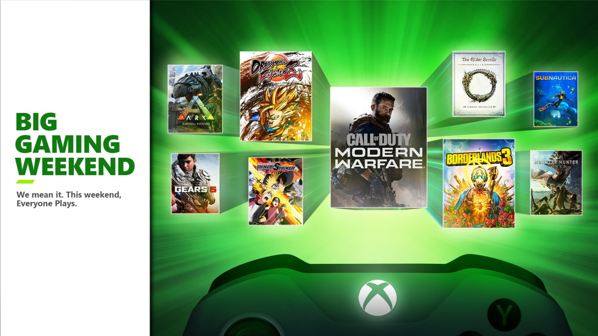Photo of الأونلاين سيكون مجاني في Xbox One حتى يوم 10 أغسطس