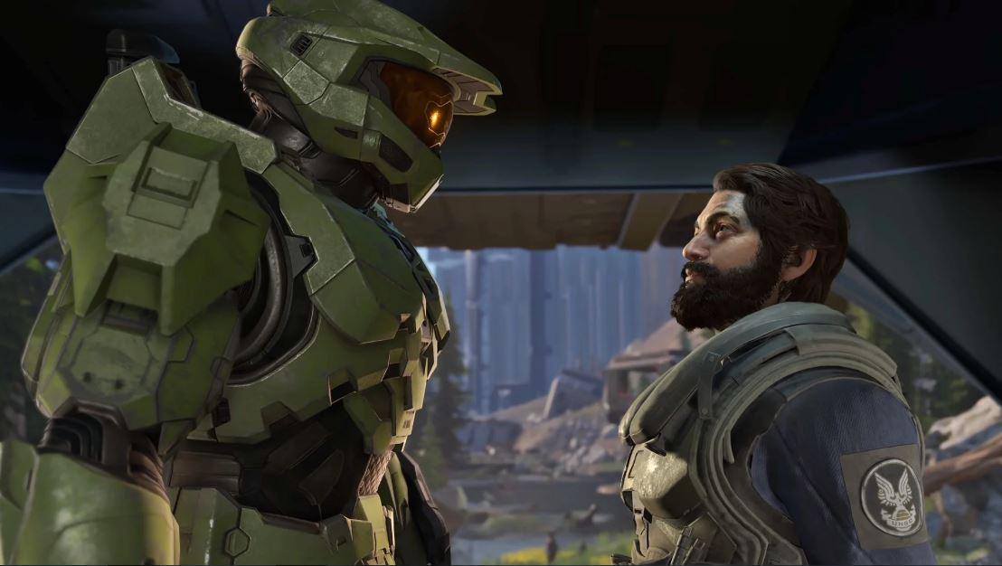 Photo of استديو Sperasoft يشارك في عملية تطوير لعبة Halo Infinite .