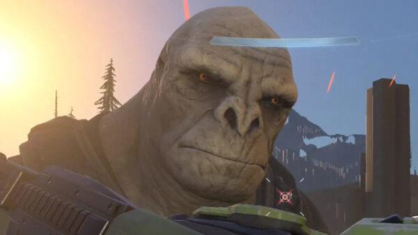 Craig The Halo Infinite Brute Banner