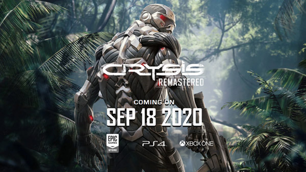 Crysis Remastered Date 08 21 20