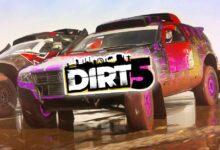 صورة عرض جديد للعبة Dirt 5 يستعرض أسلوب القيادة في حلبة Stampede.