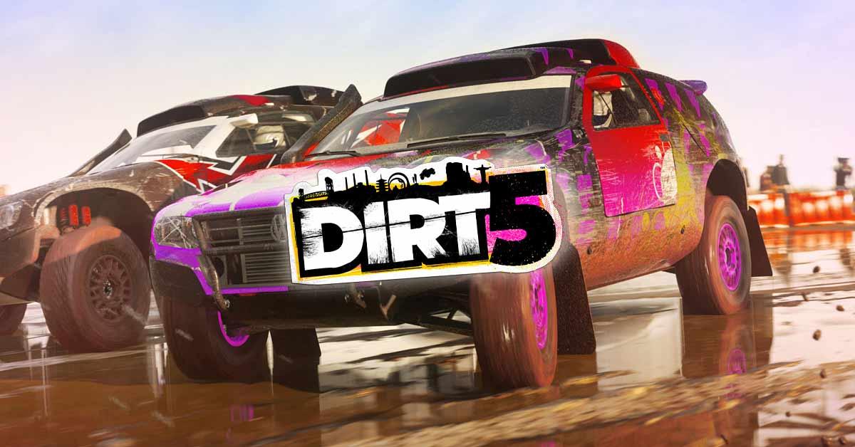 Photo of عرض جديد للعبة Dirt 5 يستعرض أسلوب القيادة في حلبة Stampede.