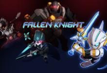 صورة الإعلان عن لعبة Fallen Knight