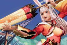 صورة شخصية جديدة قادمة إلى لعبة القتال Samurai Shodown بشكل مجاني !