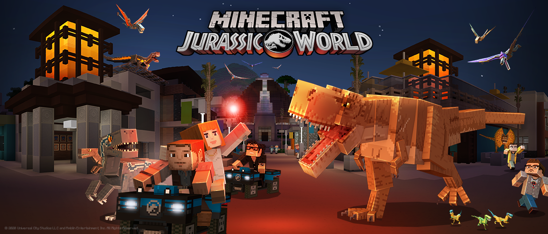 JurassicDLC header