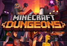 صورة اضافة جديدة في طريقها للعبة Minecraft Dungeons