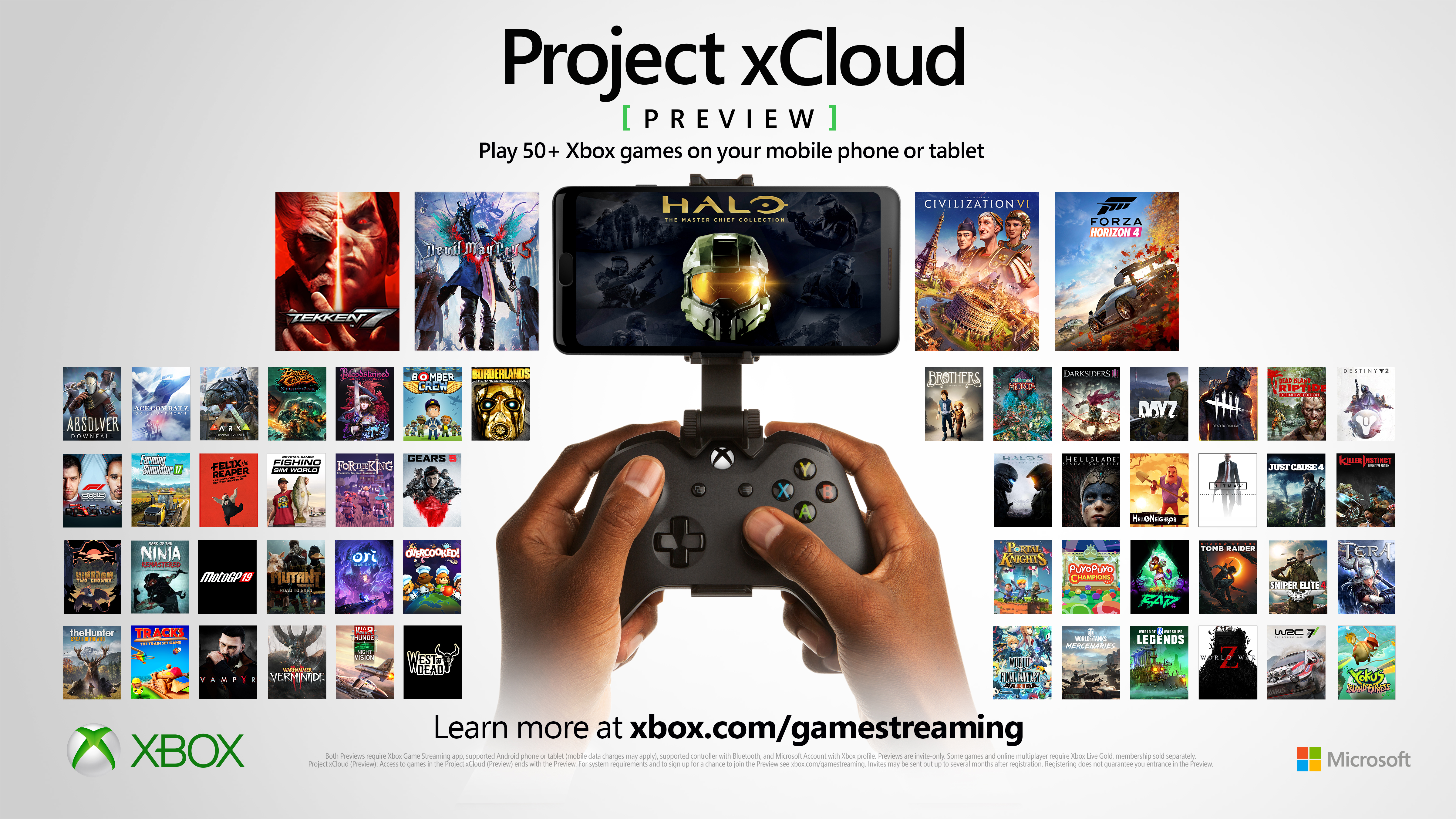 Project xCloud Canada 2