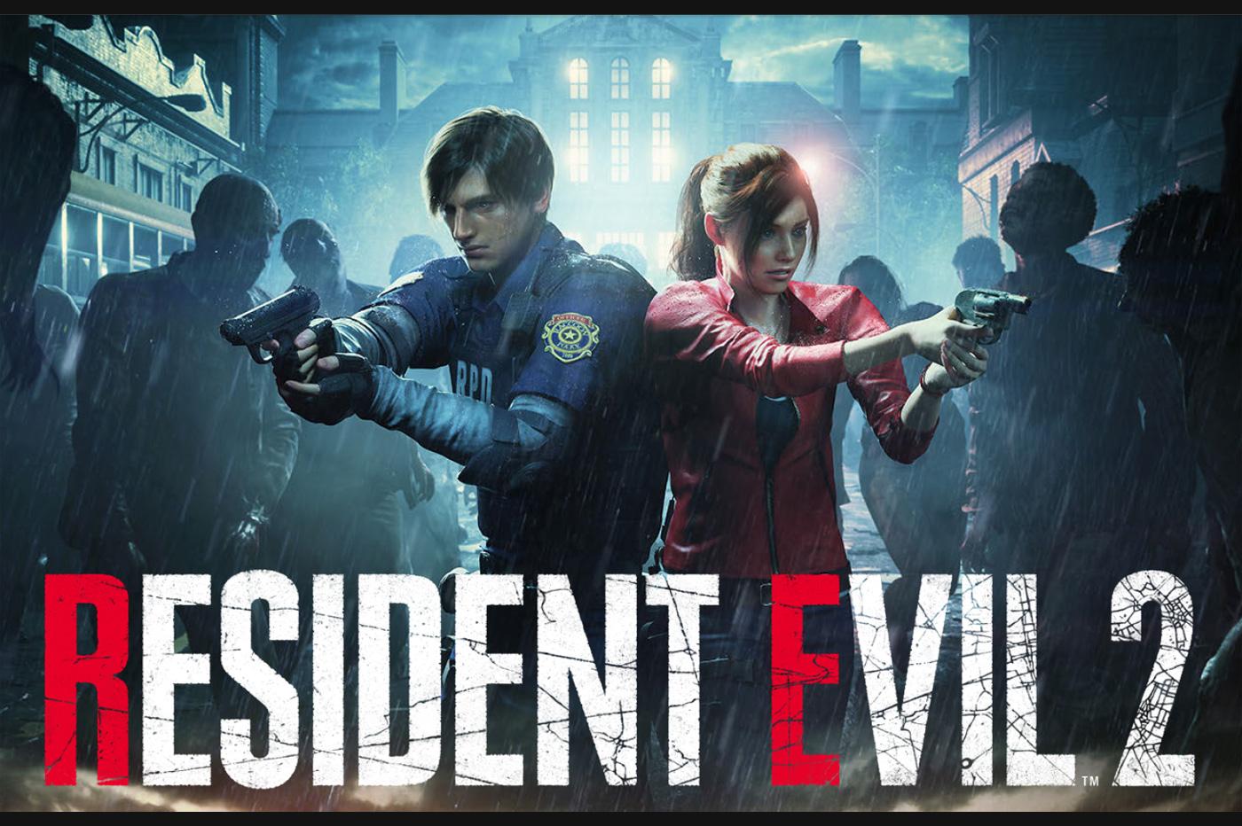 Resident Evil 2 Test