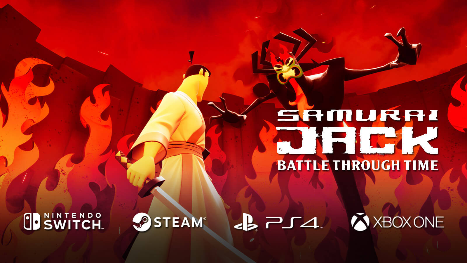 Samurai Jack – Battle Through Time Announced
