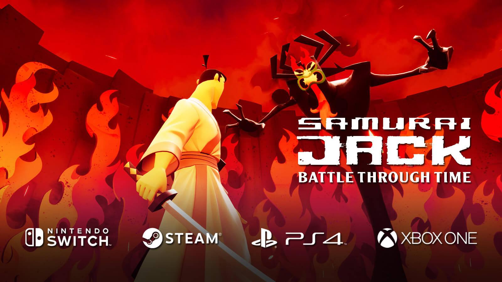 Samurai Jack – Battle Through Time Announced