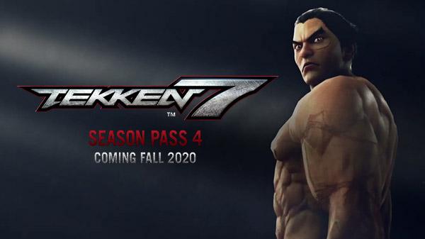Tekken 7 Season Pass 4