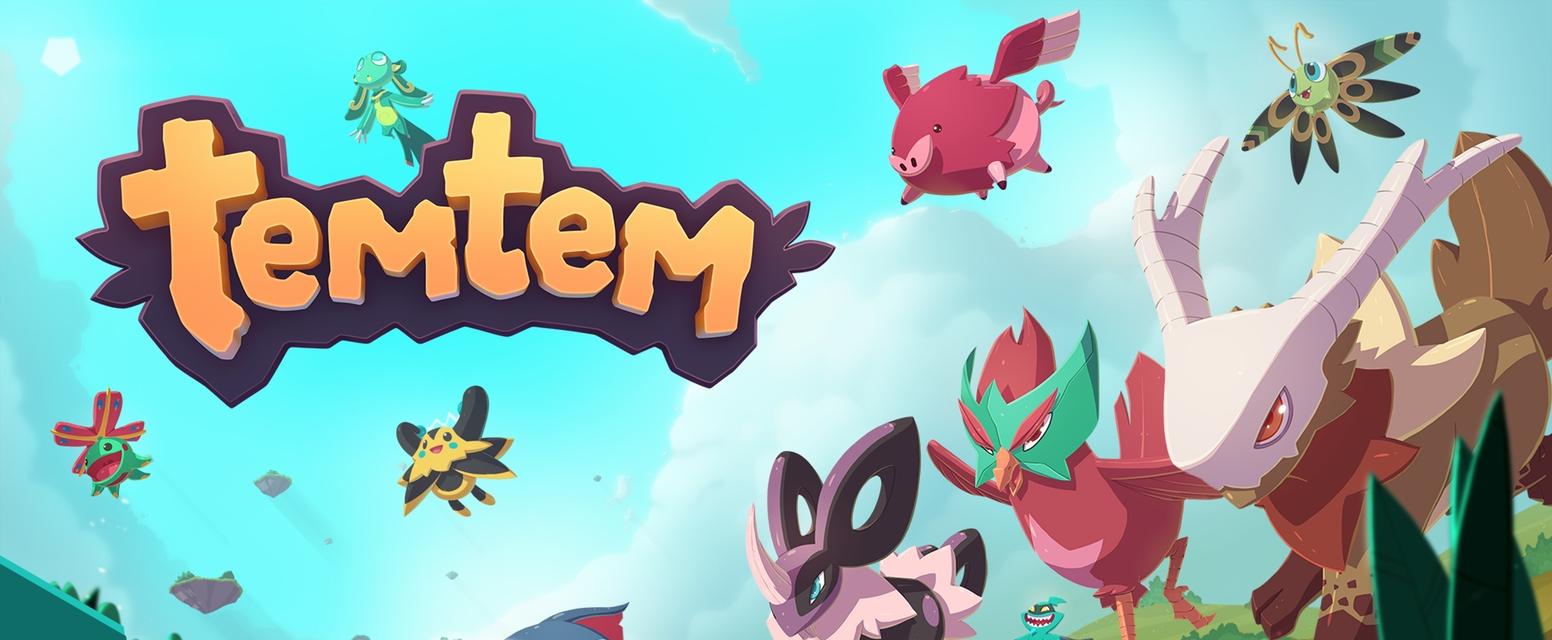 Temtem Preview 01 Header