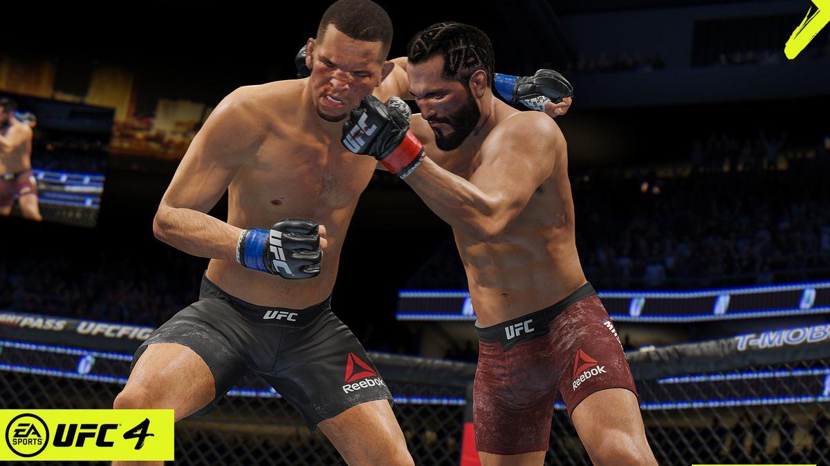 UFC4 1P STOREFRONT MASVIDAL DIAZ CLINCH 3840x2160 FINAL wOverlay.0