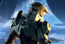 صورة طبقاً لموقع أمازون فلعبة Halo Infinite قادمة نهاية عام 2021 .