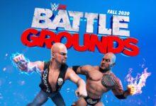 صورة لعبة WWE 2K Battlegrounds تحصل على استعراض جديد