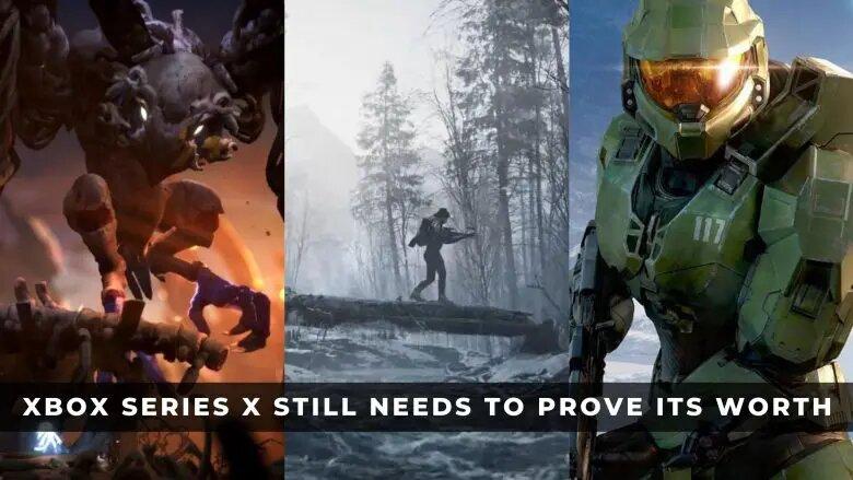 Photo of هل لا يزال جهاز Xbox Series X بحاجة الى اثبات جدارته؟