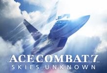 صورة إضافة جديدة للعبة Ace Combat 7 بمناسبة مرور 25 سنة