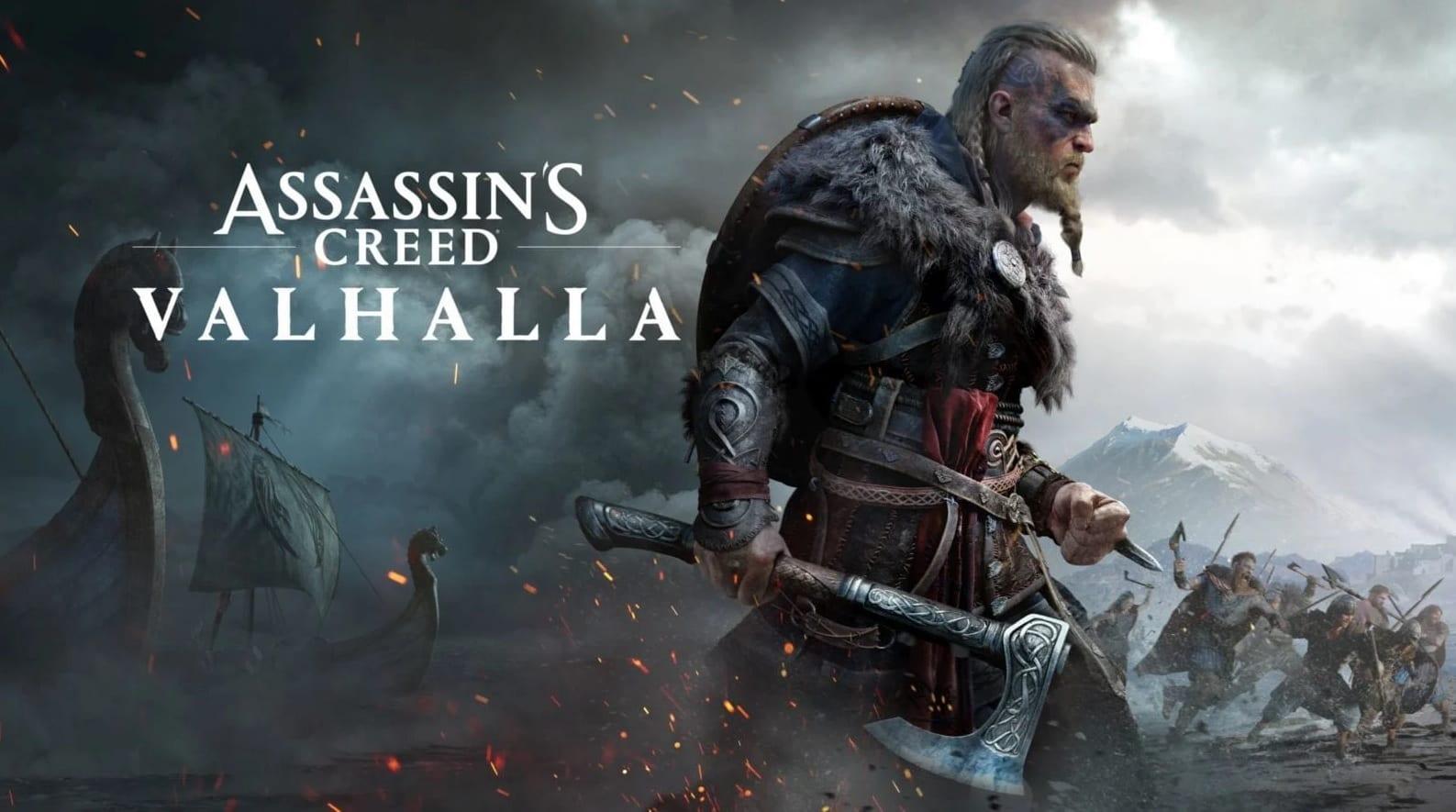 Photo of العرض الرسمي للموسيقى التصويرية للعبة Assassin's Creed Valhalla
