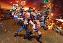 صورة لعبة WWE 2K Battlegrounds ستحتوي على أكثر من 70 مصارع عند إطلاقها.