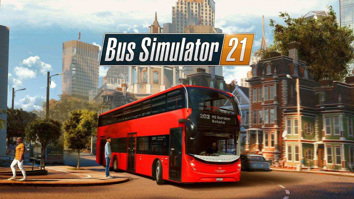 Photo of الإعلان عن لعبة Bus Simulator 21 في عرض تشويقي قصير