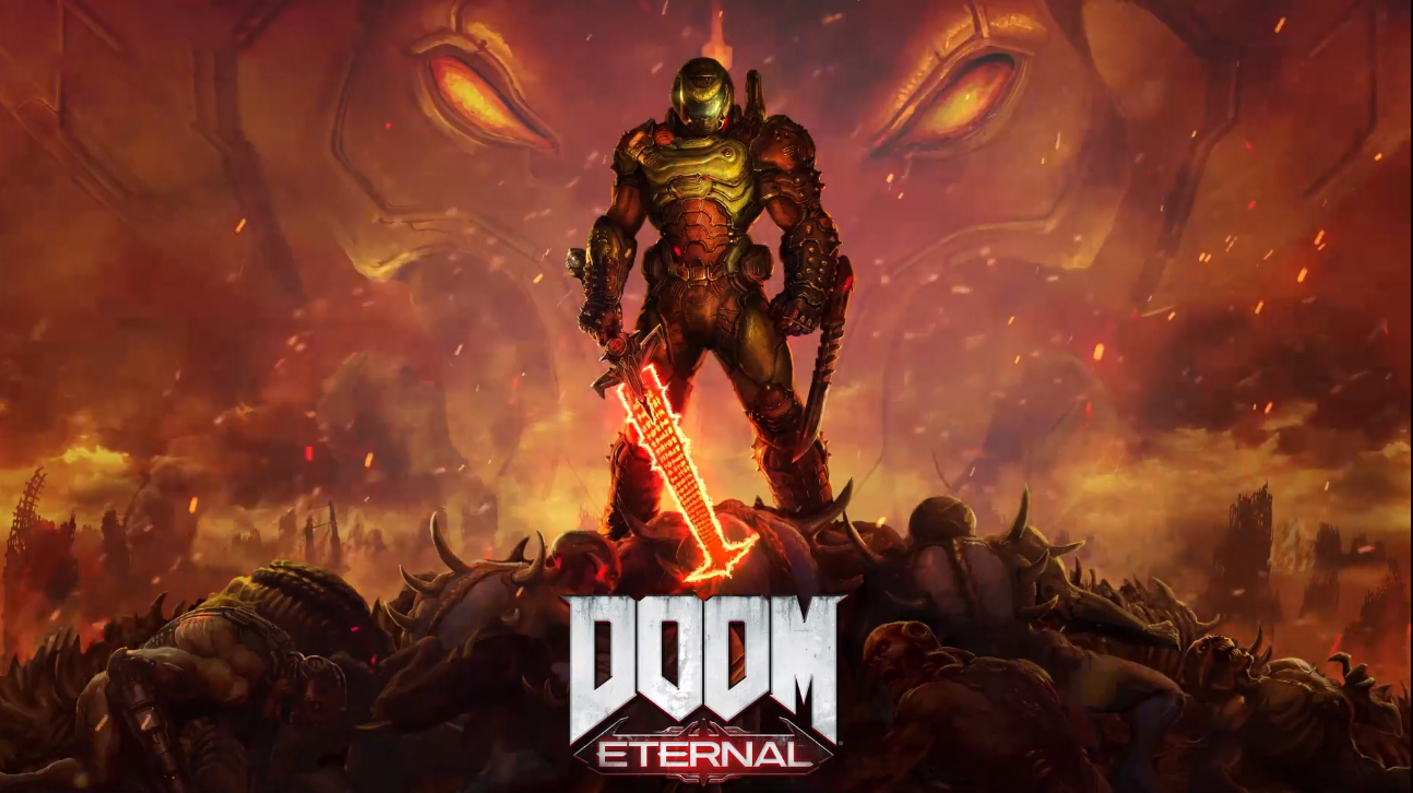 Photo of التشويق للاضافة الجديدة للعبة Doom Eternal