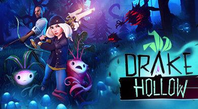 صورة مراجعة لعبة Drake Hollow