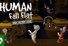 صورة إضافة مرحلة جديدة للعبة Human Fall Flat