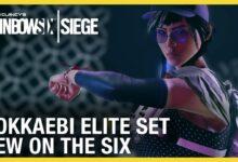 صورة حزمة النخبة الجديدة لشخصية Dokkaebi في لعبة Rainbow Six Siege !
