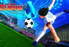 صورة الاعلان عن حجم لعبة Captain Tsubasa: Rise of New Champions