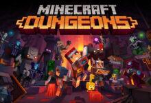 صورة لعبة Minecraft Dungeons ستحصل على المزيد من المحتويات الإضافية مستقبلاً .