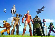 صورة الموسم الرابع من لعبة Fortnite يحصل على عرضه الدعائي الأول .