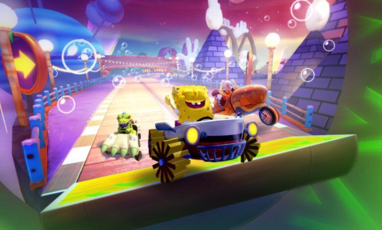 nick kart racers 2 screenshot