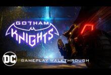 صورة حدث DC FanDome : لعبة Gotham Knights تحصل على أول استعراض لأسلوب وطريقة اللعب .