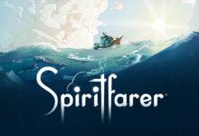صورة عرض الإطلاق للعبة Spiritfarer !