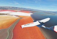 صورة دليل آخر أن لعبة Microsoft Flight Simulator قادمة بالفعل لجهاز Xbox Series X